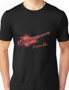 Lucille The Walking Dead Negan Unisex T-Shirt