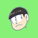The Green One - Choromatsu by RileyOMalley