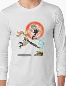 Slam Dunk Ghost Buster Long Sleeve T-Shirt