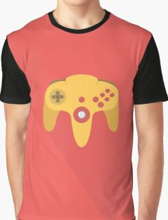N64 Controller Graphic T-Shirt
