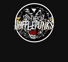 Hufflepunk - Hufflepuff Punk Logo Variation Unisex T-Shirt