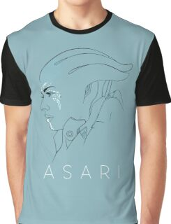 Asari Graphic T-Shirt