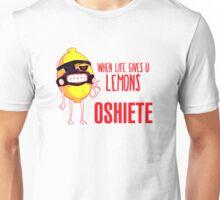 Lemon Oshiete Unisex T-Shirt