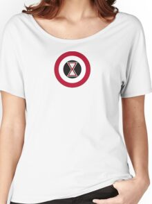 Romanogers Women's Relaxed Fit T-Shirt