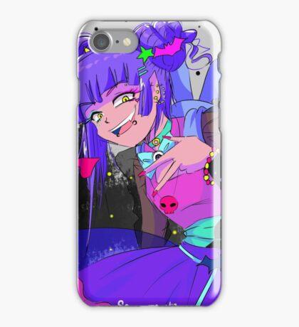 loli demon iPhone Case/Skin