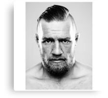 McGregor UFC Canvas Print