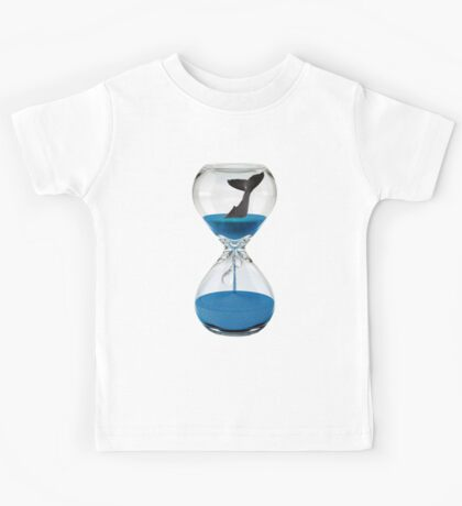 Diving in head first Kids Tee