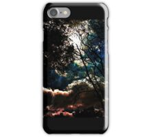 View of Heaven From Earth iPhone Case/Skin