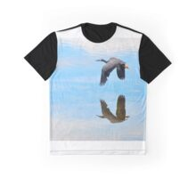 Reflection Graphic T-Shirt