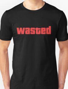 Wasted GTA Shirt T-Shirt