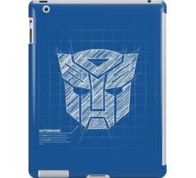 The Autobrand iPad Case/Skin