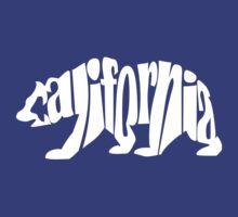 white california bear by denip