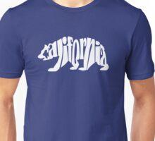 white california bear Unisex T-Shirt