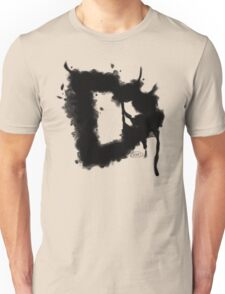 "Chimney Darkiplier ""D"" Emblem  Unisex T-Shirt"