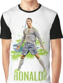 Cristiano Ronaldo 'CR7' Graphic T-Shirt
