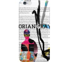 The Picture of Dorian Gray PSTR collage iPhone Case/Skin