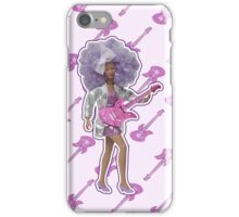 I am a Purple Hologram. iPhone Case/Skin