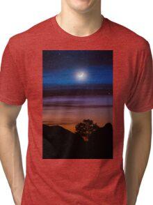 Big Bend Moon Tri-blend T-Shirt