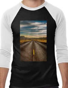 Road trip to Big Bend Men's Baseball ¾ T-Shirt