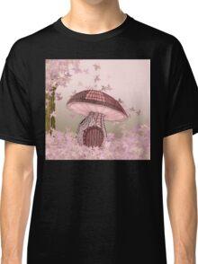 Fairy Mushroom House Classic T-Shirt