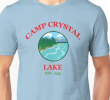 Camp Crystal Lake - Friday The 13th Unisex T-Shirt
