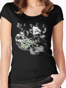 original gangster Women's Fitted Scoop T-Shirt