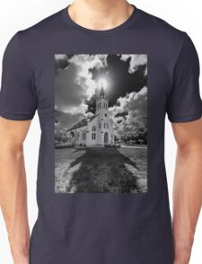 Painted Churches of Schulenburg, Texas Unisex T-Shirt