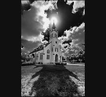 Painted Churches of Schulenburg, Texas Unisex T-Shirt