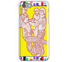 Digital Monkees iPhone Case/Skin
