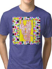 Digital Monkees Tri-blend T-Shirt