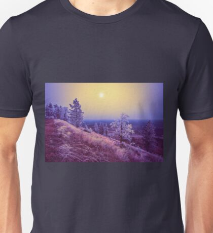 Winter in Spokane Unisex T-Shirt