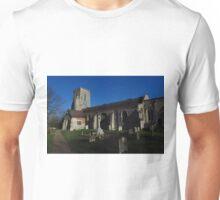 St Peter & St Paul, Kedington, Suffolk Unisex T-Shirt