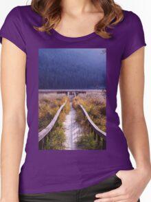 Northwest is best Women's Fitted Scoop T-Shirt