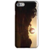 Windmill Sunrise iPhone Case/Skin
