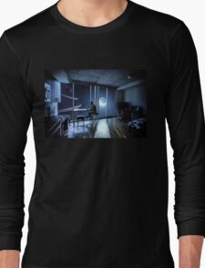 And then I sat quietly and watched them coming Long Sleeve T-Shirt