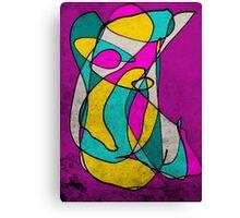 Guardia. Modern Abstract Art. Canvas Print