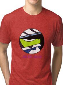MOJO JOJO 4 Tri-blend T-Shirt