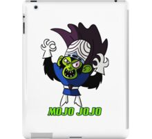 MOJO JOJO 6 iPad Case/Skin