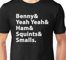The Sandlot Cast Unisex T-Shirt
