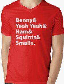 The Sandlot Cast Mens V-Neck T-Shirt