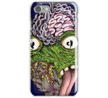 Leaking Brain Tissue iPhone Case/Skin