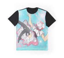 Drop Pop Del-Chan! Graphic T-Shirt