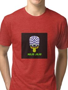 MOJO JOJO 18 Tri-blend T-Shirt