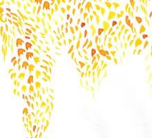 Autumn Willow  Sticker