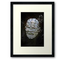 extreme acupuncture Framed Print