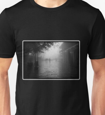 New Orleans in B&W Unisex T-Shirt
