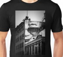 Los Angeles in B&W Unisex T-Shirt