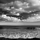 Southwold Beach #3 by David Hawkins-Weeks