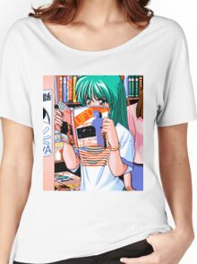 DokiDoki Women's Relaxed Fit T-Shirt