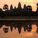 Angkor Wat - Cambodia by Mark Bolton